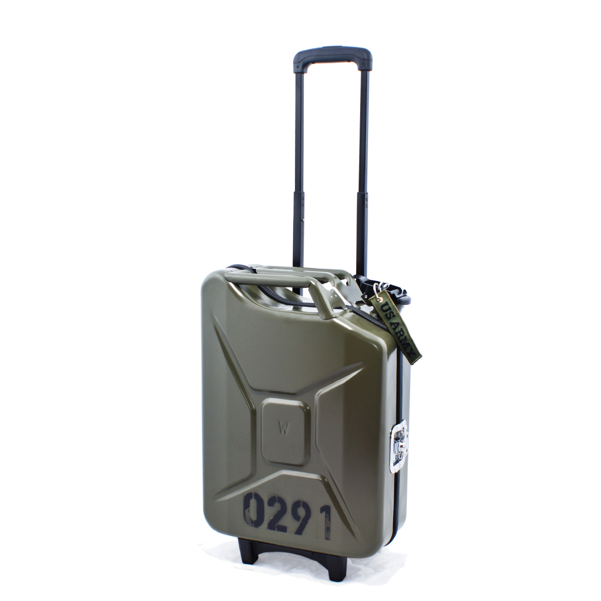 armygreen G-case jerrycan luggage