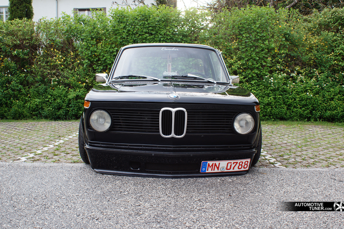 old skool bmw