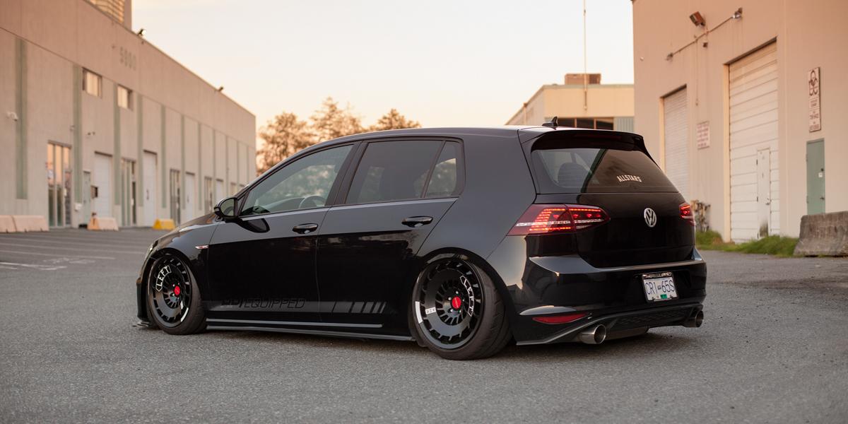 Vw Golf mk7 GTI – Black Madness! – Automotive Tuner